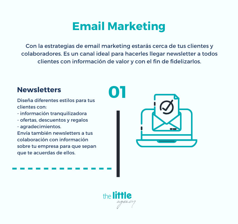 acciones email marketing